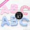 ABC ITH Stickdateien Set