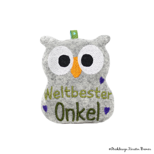 Weltbester Onkel Eule ITH