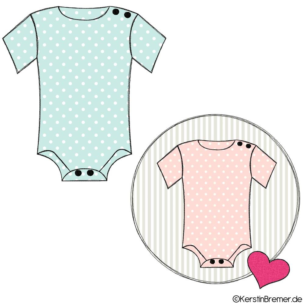 baby body doodle stickdateien set. Black Bedroom Furniture Sets. Home Design Ideas