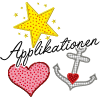Applikations Stickdateien